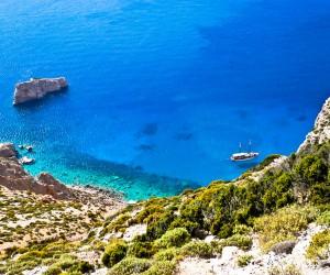 Insula Amorgos: cel mai bun timp pentru a merge