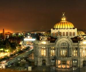 Orașul Mexico