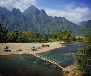 Vang Vieng: cel mai bun timp pentru a merge