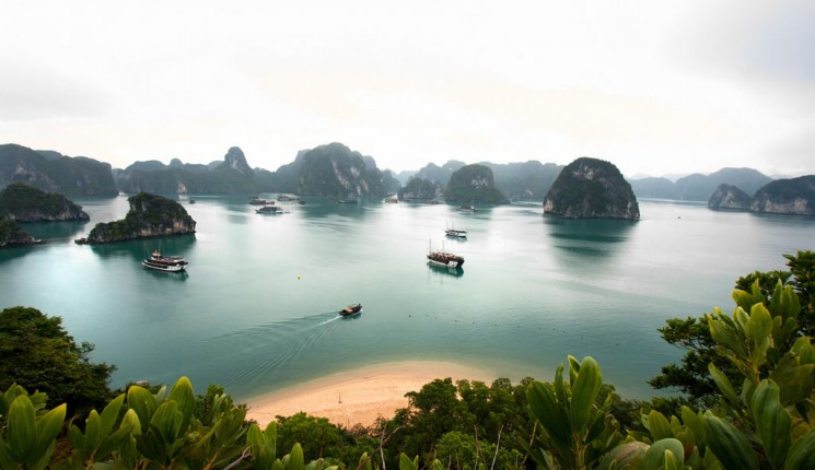 Golful Ha Long : Halong Bay