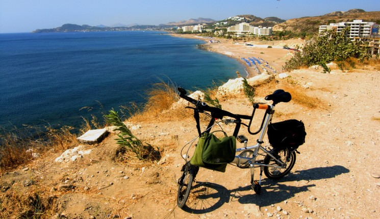Rodos: dahon on rhodes