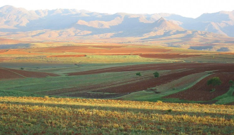 Lesotho: Landscape in the Mountain Kingdom