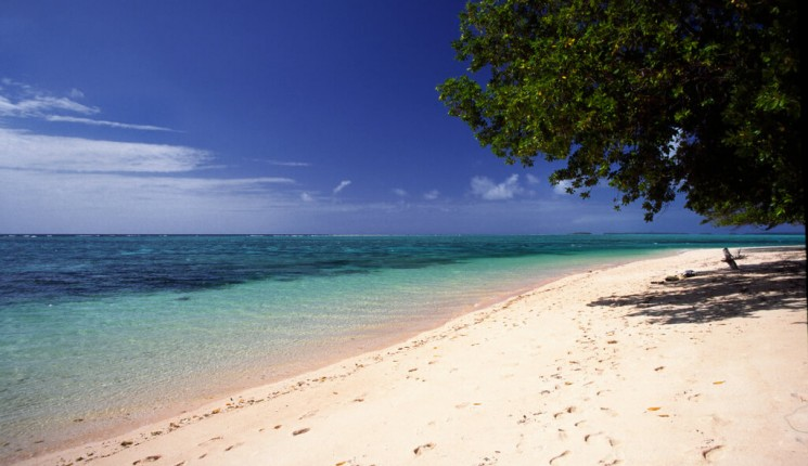 Micronezia: The Marshall Islands - Majuro - Laura Beach #4