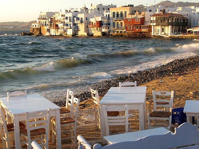 Cand Să Mergi In Insulele Ciclade Ale Greciei Clima și Vremea 4