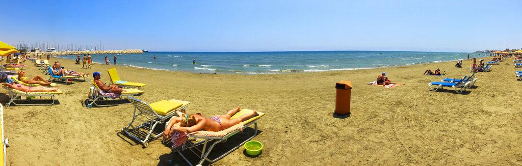 Când să mergi la Larnaka? Clima și vremea  1 luni de evitat!
